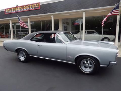 1966 Pontiac GTO for sale in Clartston, MI