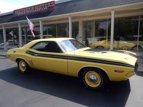 1971 Dodge Challenger for sale in Clartston, MI