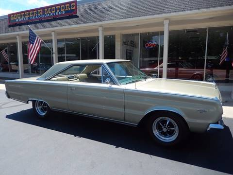 1966 Plymouth Satellite for sale in Clartston, MI