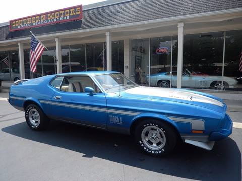 1973 Ford Mustang for sale in Clartston, MI