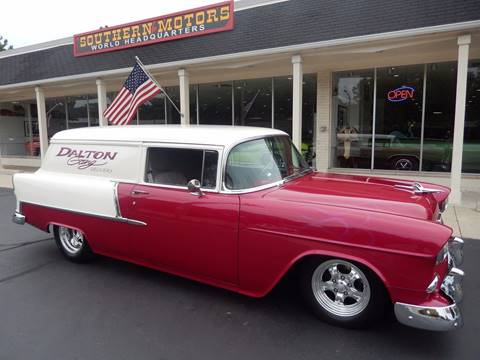 1955 Chevrolet 150 for sale in Clartston, MI