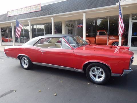 1967 Pontiac GTO for sale in Clartston, MI