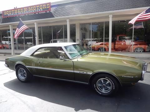1968 Pontiac Firebird for sale in Clartston, MI
