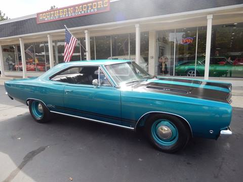 1968 Plymouth GTX for sale in Clartston, MI