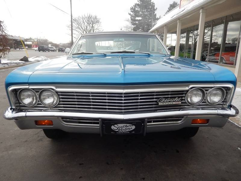1966 Chevrolet Impala SS For Sale | All Collector Cars