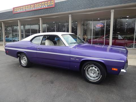 1970 Plymouth Duster for sale in Clartston, MI
