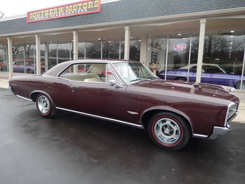 1966 Pontiac GTO for sale in Clartston, MI