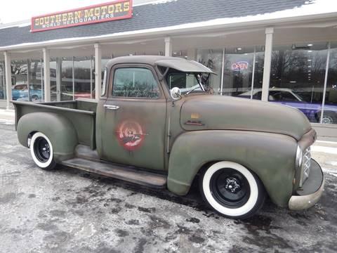 1953 GMC C/K 1500 Series for sale in Clartston, MI