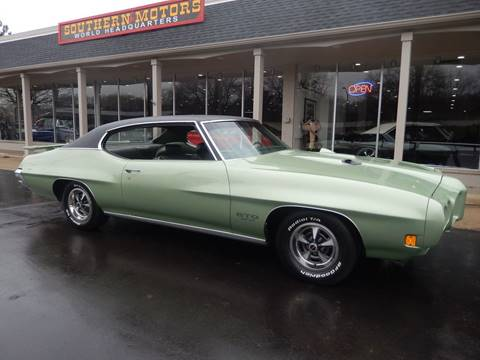 1970 Pontiac GTO for sale in Clartston, MI