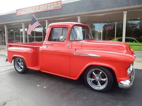 1957 Chevrolet 3100 for sale in Clartston, MI