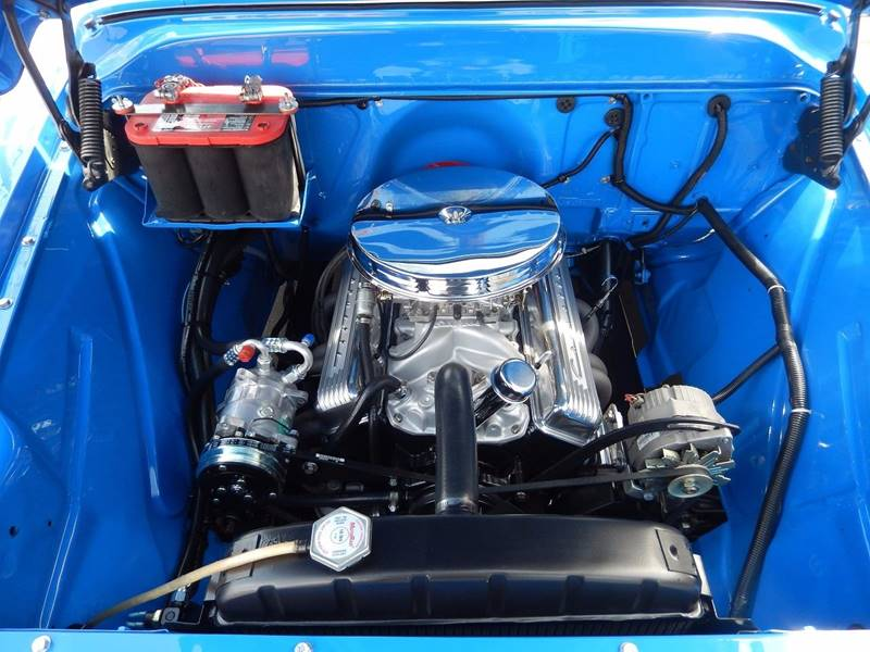 1957 Chevrolet 3100 6