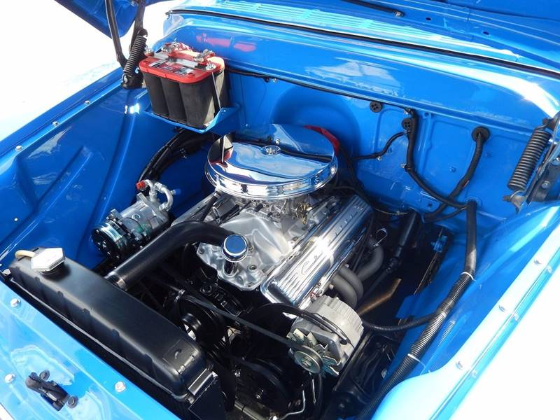 1957 Chevrolet 3100 7