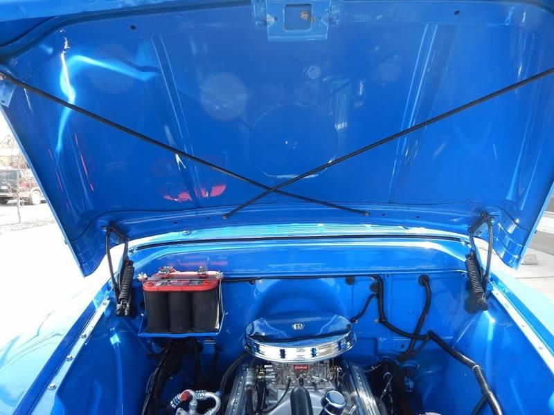 1957 Chevrolet 3100 8