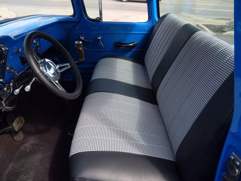 1957 Chevrolet 3100 10