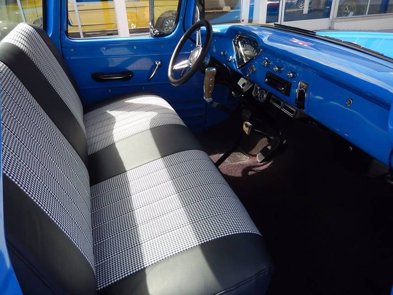 1957 Chevrolet 3100 14