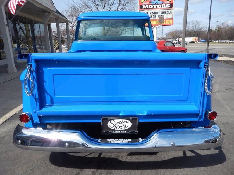 1957 Chevrolet 3100 19
