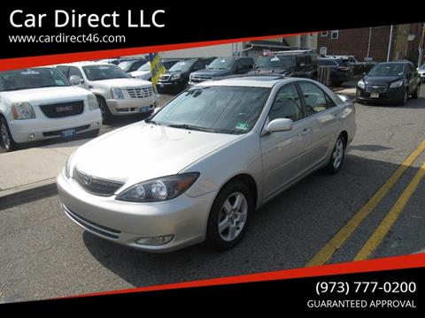 Used 2003 Toyota Camry For Sale Carsforsale Com