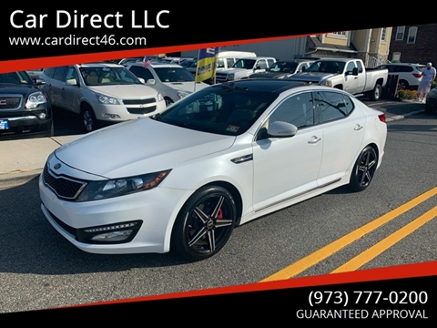 2013 Kia Optima for sale in Lodi, NJ