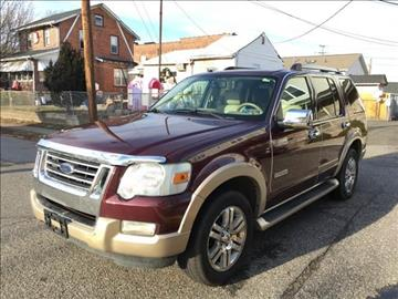 2007 Ford Explorer for sale in Lodi, NJ