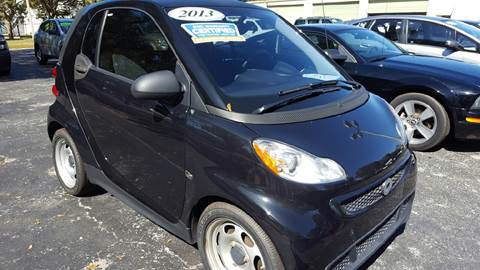 2013 Smart fortwo for sale in Fort Myers, FL