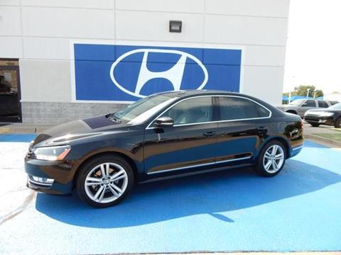 2015 Volkswagen Passat for sale in Oklahoma City, OK