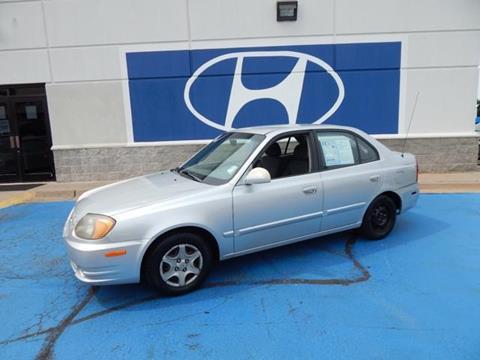 2004 Hyundai Accent for sale in Oklahoma City, OK