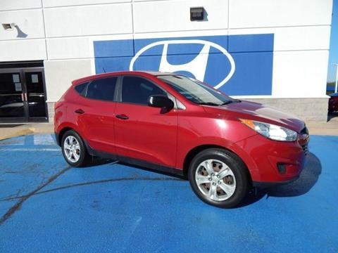 2012 Hyundai Tucson for sale in Oklahoma City, OK
