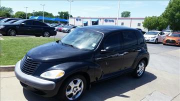 2002 Chrysler PT Cruiser for sale in Oklahoma City, OK