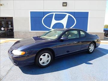 2001 Chevrolet Monte Carlo for sale in Oklahoma City, OK