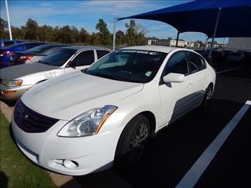 2011 Nissan Altima for sale in Oklahoma City, OK