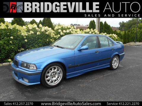 1997 BMW M3 For Sale  Carsforsalecom