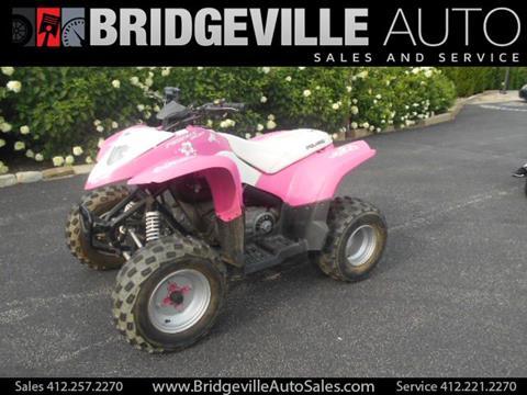 2007 Polaris LE Pink Phoenix for sale in Bridgeville, PA