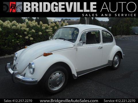 1970 Volkswagen Beetle for sale in Bridgeville, PA