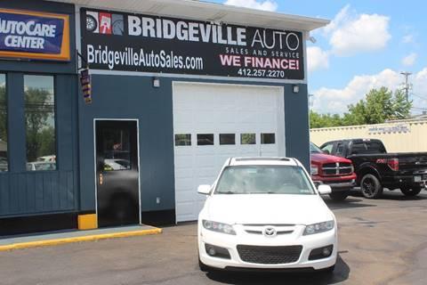 2006 Mazda MAZDASPEED6 for sale in Bridgeville, PA