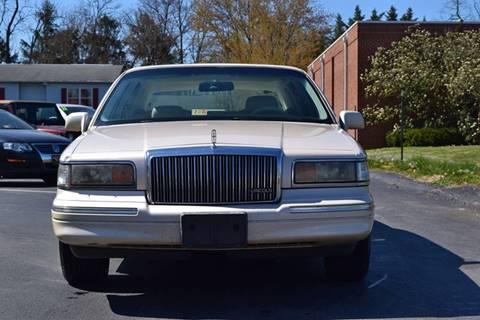 1995 Lincoln Town Car for sale in Winchester, VA