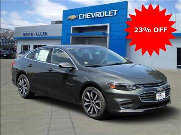 2017 Chevrolet Malibu for sale in Dayton, OH
