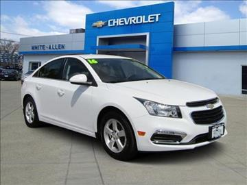 2016 Chevrolet Cruze Limited for sale in Dayton, OH
