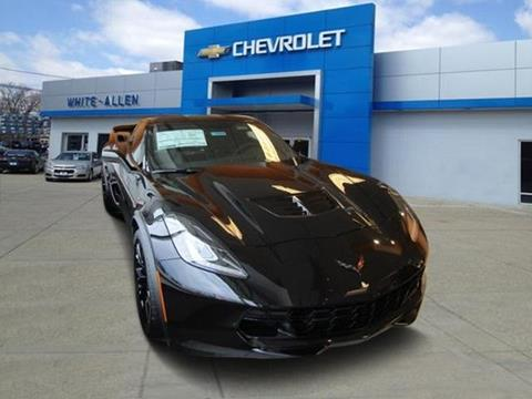 2018 Chevrolet Corvette for sale in Dayton, OH
