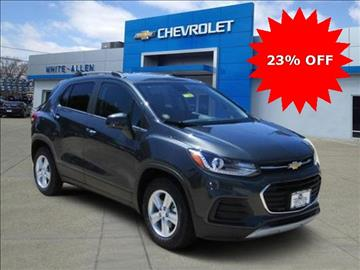 2017 Chevrolet Trax for sale in Dayton, OH