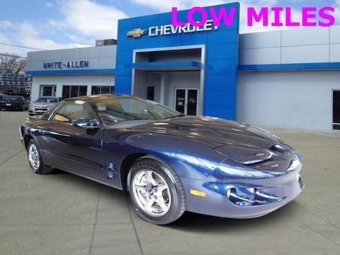 1999 Pontiac Firebird for sale in Dayton, OH