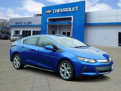 2018 Chevrolet Volt for sale in Dayton, OH