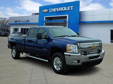 2014 Chevrolet Silverado 3500HD for sale in Dayton, OH