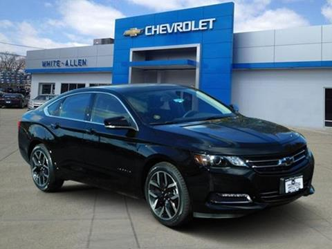 2018 Chevrolet Impala for sale in Dayton, OH