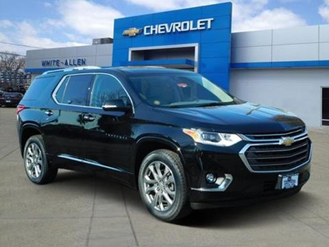 2018 Chevrolet Traverse for sale in Dayton, OH
