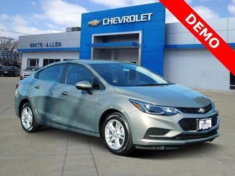 2018 Chevrolet Cruze for sale in Dayton, OH