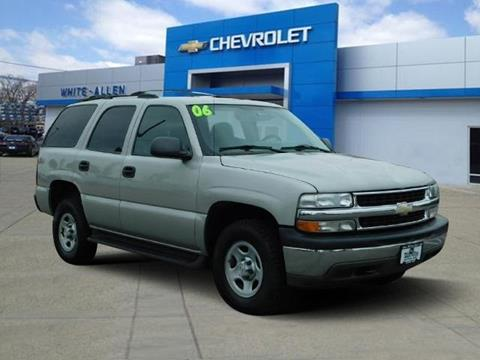 2006 Chevrolet Tahoe for sale in Dayton, OH