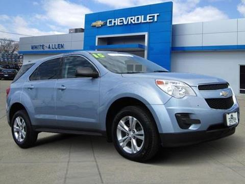 2015 Chevrolet Equinox for sale in Dayton, OH