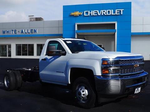 2019 Chevrolet Silverado 3500HD CC for sale in Dayton, OH
