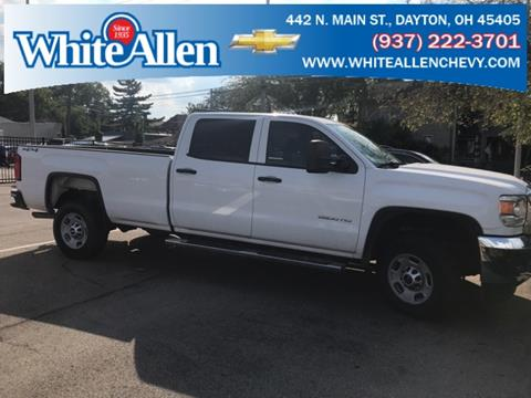 2015 GMC Sierra 2500HD for sale in Dayton, OH
