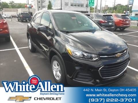 2020 Chevrolet Trax for sale at WHITE-ALLEN CHEVROLET in Dayton OH